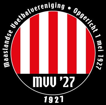 M.v.v.'27 Poule Logo